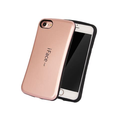 iphone 5c 5s 6s 7 plus iface heavy duty bumper shockproof cover ebay