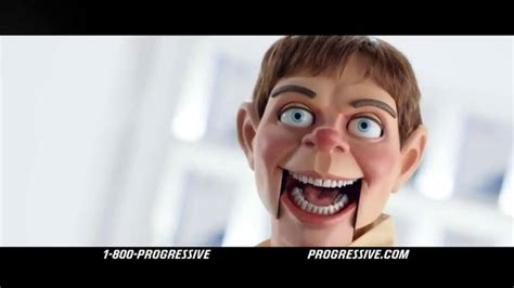 progressive commercial actress hand puppet progressive insurance tv commercial night terrors