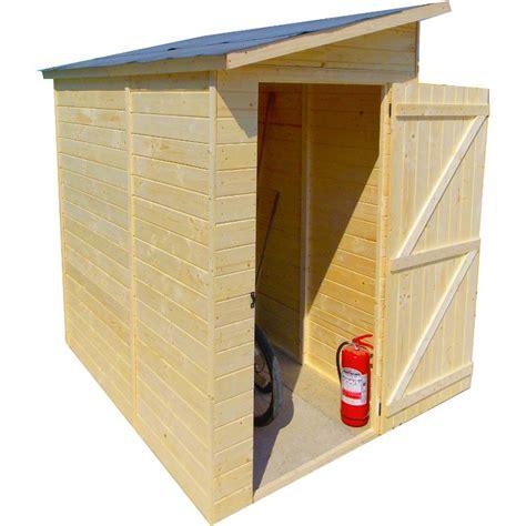 petit abris de jardin en bois petit abri de rangement adoss 233 en bois 2 40m 178