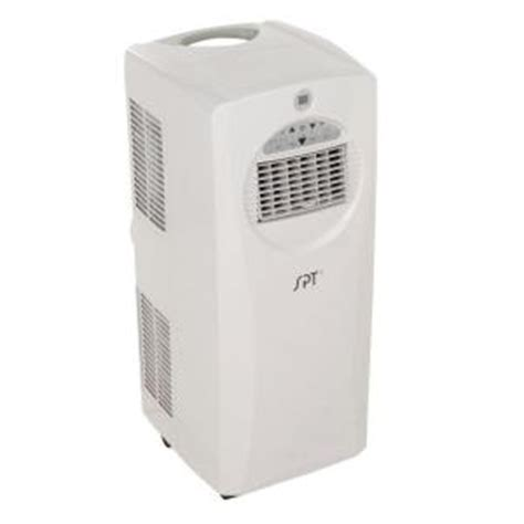 spt 9 000 btu portable air conditioner with heat wa 9061h