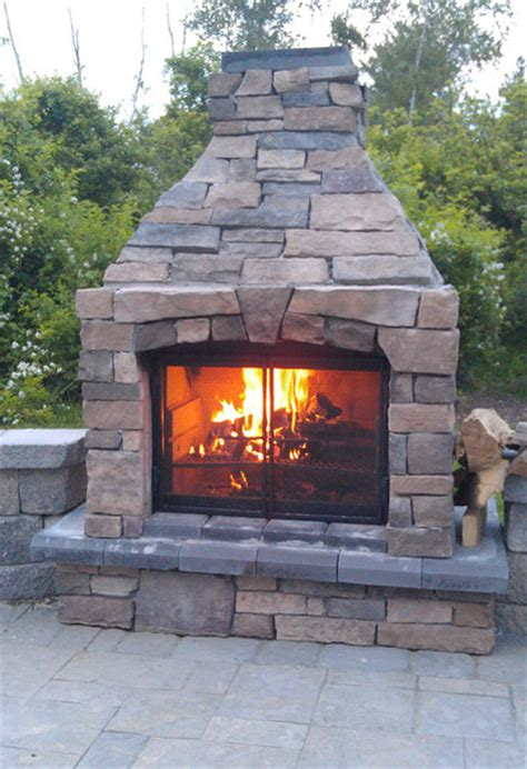 Outdoor Fireplace Screens by Outdoor Fireplace 3 Screen Transitional
