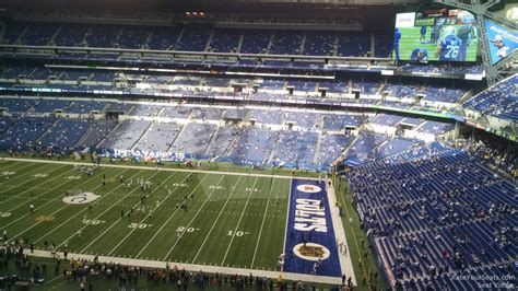 section 509 a 2 lucas oil stadium section 509 indianapolis colts