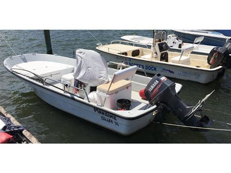 skiff for sale nj 2000 maritime skiff 16 powerboat for sale in new jersey