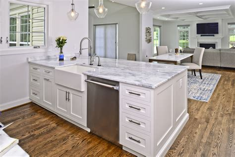 Peninsula Kitchen Sink kitchen design remodel great falls va expert kitchen designs
