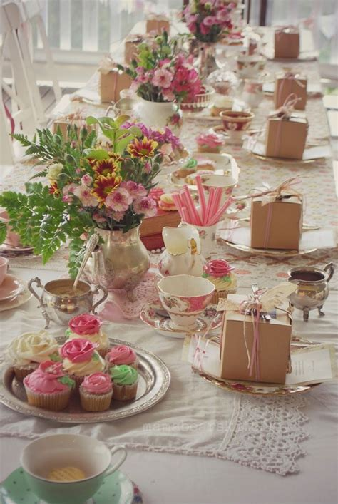 kitchen tea decoration ideas 25 best ideas about breakfast table setting on pinterest