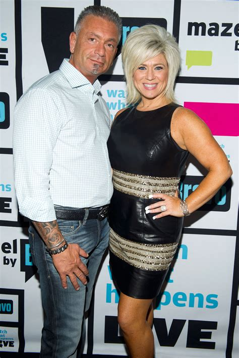 theresa caputo wedding pictures larry caputo opens up about what went wrong in his