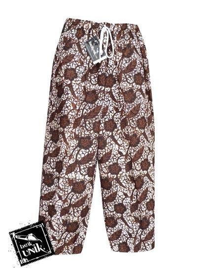 Celana Batik Panjang celana panjang jumbo batik motif batik klasik obral batik murah batikunik