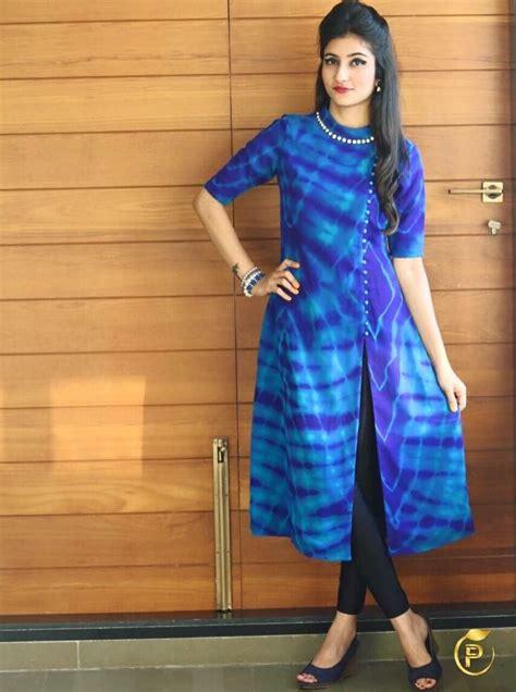 cutting pattern of kurti i like cutting of dress not pattern suits pinterest