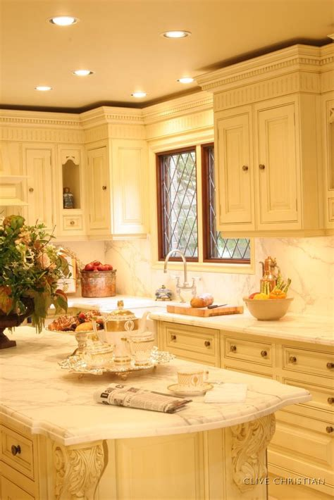 Clive Christian Kitchen Cabinets Clive Christian Kitchen In Antique Home Decor Luxury Kitchens