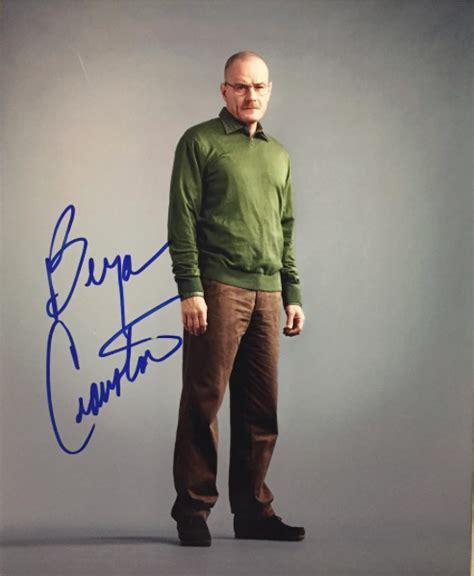 bryan cranston autograph rbi collecting rj s baseball item collecting