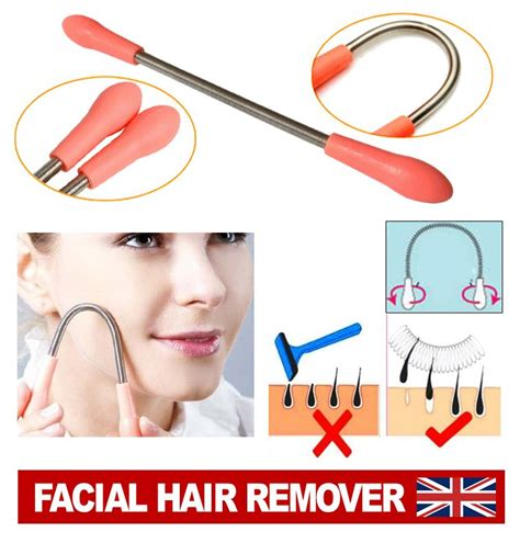 Say Goodbye To Hair With Epicare Threader by Epistick Hair Epicare Stick Remover Removal