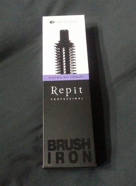 Repit Brush Iron Holo buy korea no 1 trend 2014 2015 repit brush iron hair curler for salon use deals for only s
