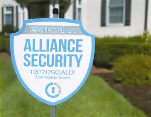 alliance home security images