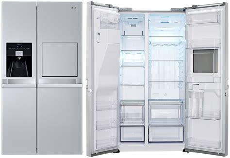 side to side kühlschrank side by side k 252 hlschrank ohne festwasseranschluss mit