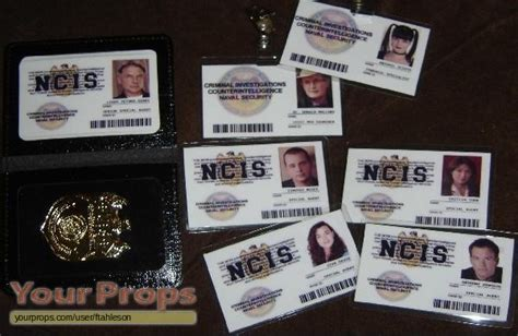 ncis id card template navy ncis naval criminal investigative service id badges