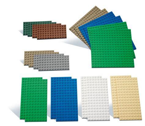 Lego Baseplate 29 2pcs lego 9388 base plates kinderspell
