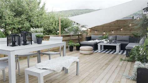 decorar tu terraza al estilo decotips para decorar tu terraza con estilo escandinavo