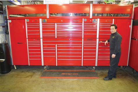 Snap On Garage by An Insiration To Mechanics Go To This Link And Read His