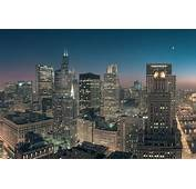 Sears Tower Skyline Chicago  Will Pearson Panoramic