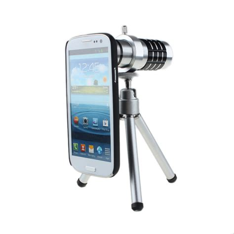 Samsung S3 Zoom 12x zoom aluminum lens for samsung galaxy s3 i9300