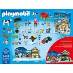 Calendrier De L Avent Playmobil Pere Noel Playmobil Country La Vie 224 La Ferme Le Centre 233 Questre