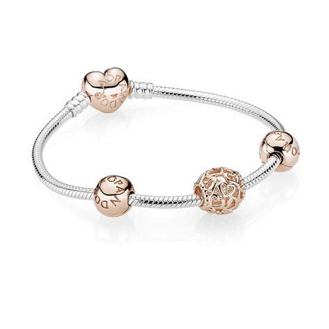 pandora bracelet pandora open your bracelet pandora uk