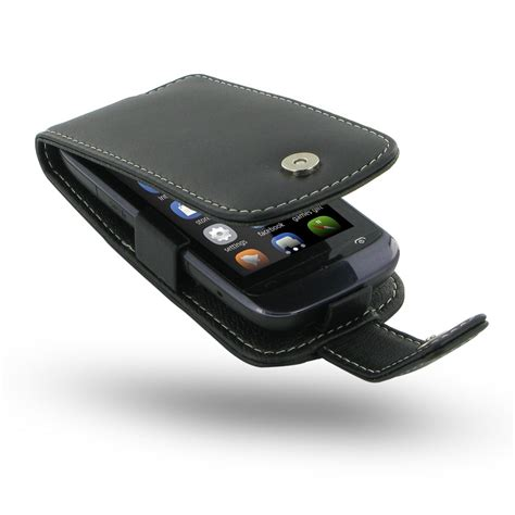 Casing Hp Nokia Asha 309 nokia asha 308 leather flip cover pdair sleeve pouch wallet