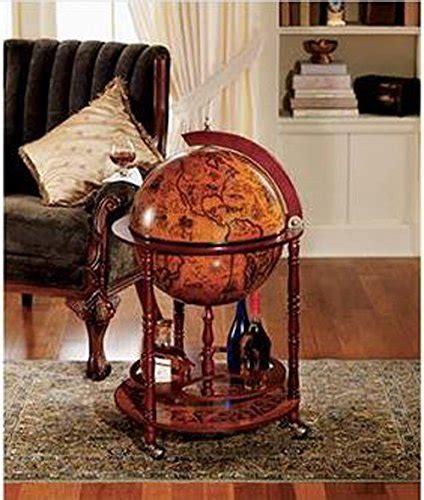 Sixteenth Century Italian Replica Old World Globe Bar