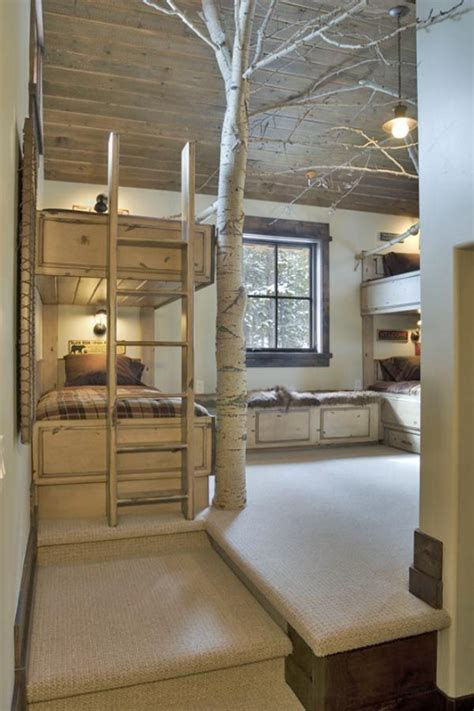 Attic Bunk Room Ideas - 40 inspirational children s sleeping nook ideas sleeping