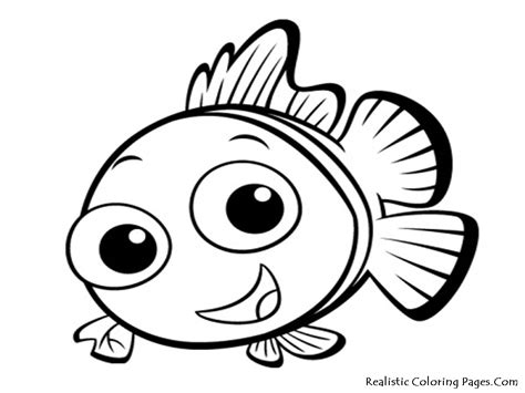 realistic rainbow coloring page rainbow fish coloring page clipart panda free clipart