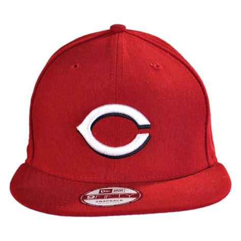Cincinnati Reds New Era Mlb Inlinen Color 9fifty Snapback new era cincinnati reds mlb 9fifty snapback baseball cap mlb baseball caps