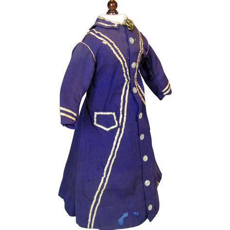 mourning dolls antique fashion doll mourning princess line dress