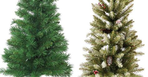 home depot christmas tree prices home depot artificial trees starting at only 4 25 hip2save