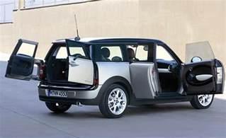Mini Cooper Clubman S 2008 Car And Driver