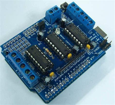 l293d by tokoarduino l293d driver motor shield for arduino jual arduino