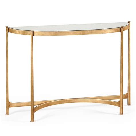 Half Moon Console Table 17 Best Ideas About Half Moon Console Table On Entrance Table Decor Entry Mirror
