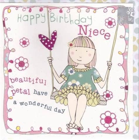 Birthday Cards For Niece Birthday Wishes For Niece Nicewishes Com