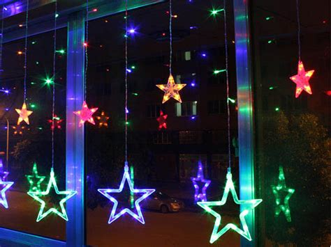 2m stars led string fairy light christmas xmas party