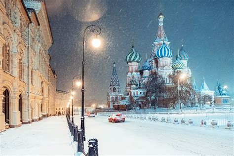 weather and events for moscow in december - Moscow Temperature In December