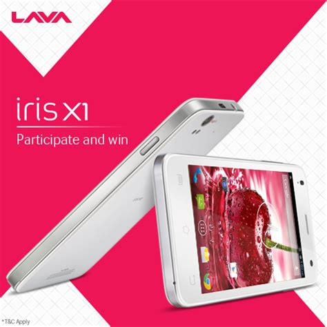 lava new mobile contest guess what happens next win the all new lava