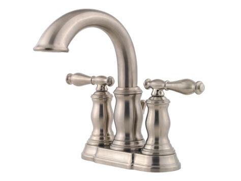 Pfister Hanover Faucet by Pfister Hanover Centerset Bath Faucet Brushed Nickel
