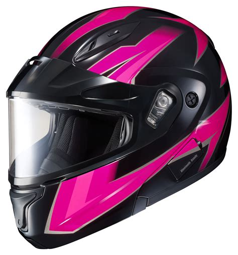 Wish Cl hjc cl max 2 ridge snow helmet dual lens size md only 20 38 00 revzilla