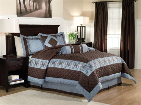 brown and blue bedroom bedroom contemporary blue and brown bedroom decoration