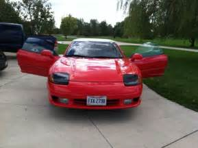 dodge stealth red 1992 dodge stealth r t 3 0 twin turbo red 5 speed for