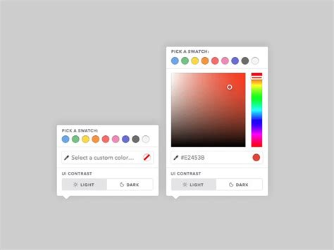 color palette picker best 25 color picker ideas on html color