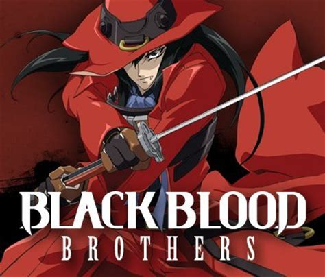black blood brothers coolest anime c a l images black blood brothers