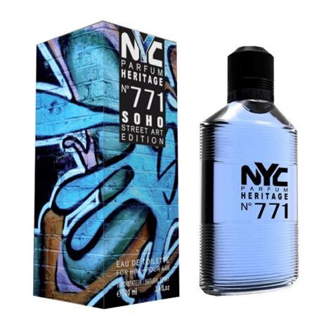 Parfum Nyc nu parfums nyc parfum heritage n 186 771 soho