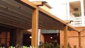 Motorized Awnings Gennius Awning A Waterproof Retractable Patio Awning