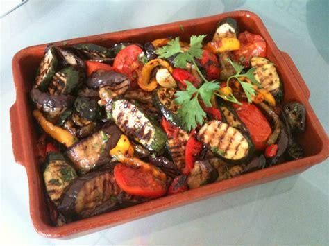 Sauce Boeuf Grillé by Salade De L 233 Gumes Grill 233 S Italie La Cuisine De Mes