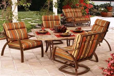 Patio Furniture Cushions Clearance by Patio Cushions Clearance Closeout